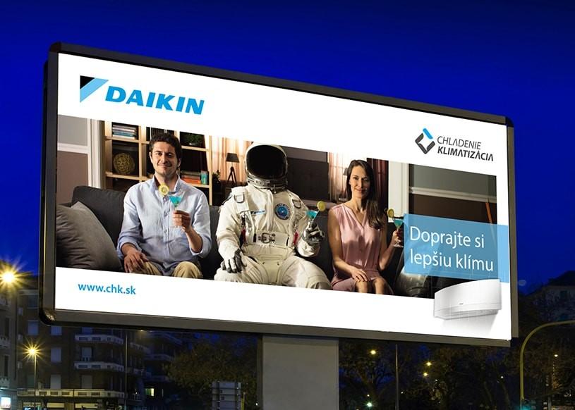 Daikin NO.1