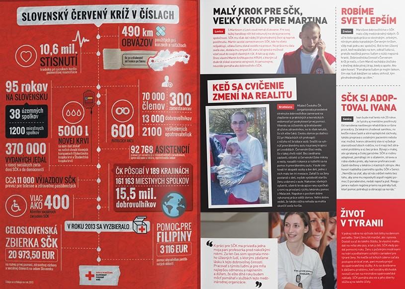 Redcross Časopis