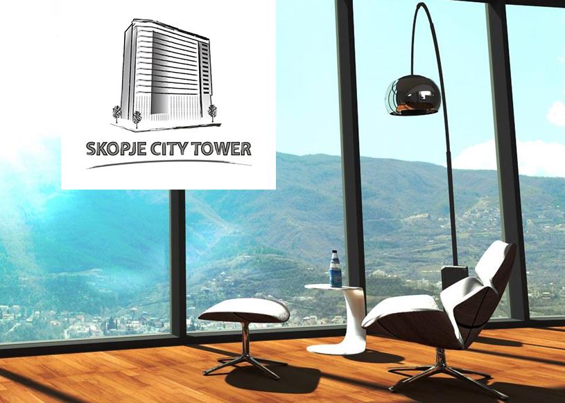 Skopje City Tower