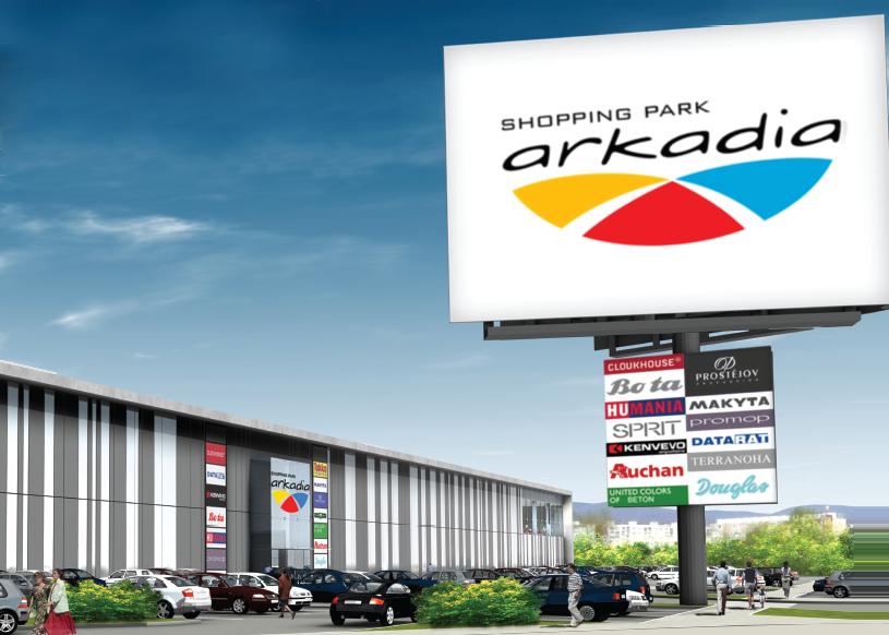 Shopping Park Arkadia