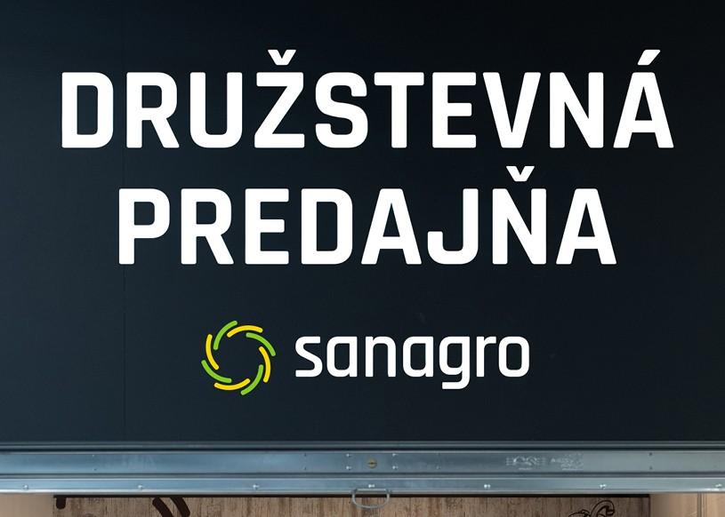 Sanagro predajňa