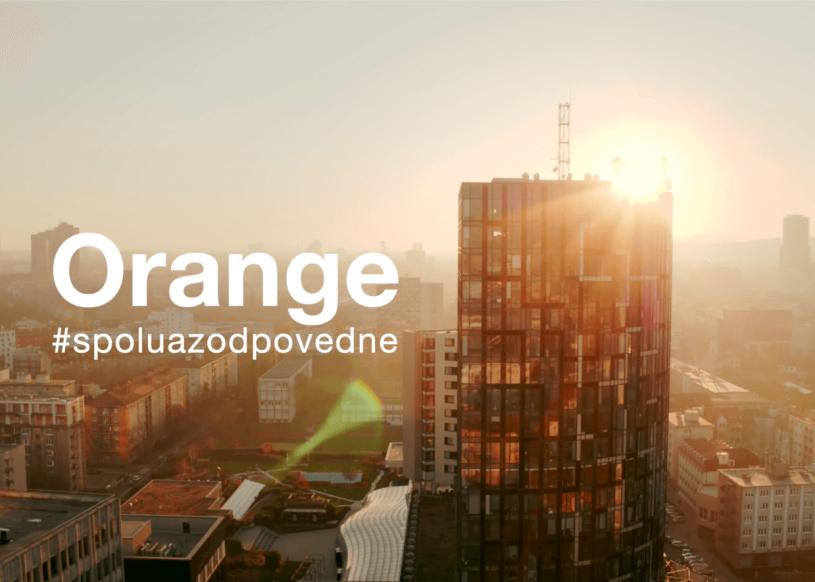 Orange #spoluazodpovedne