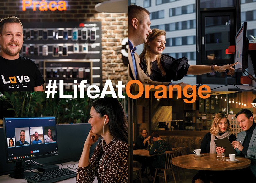 Orange HR kampaň