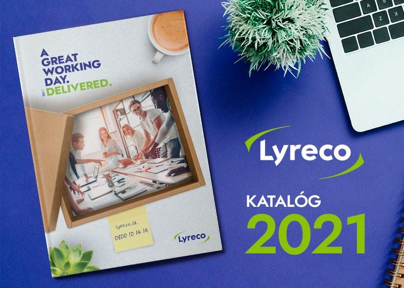 Lyreco katalóg 2021