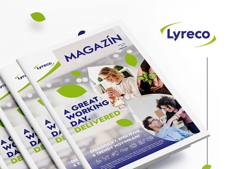 Lyreco magazín